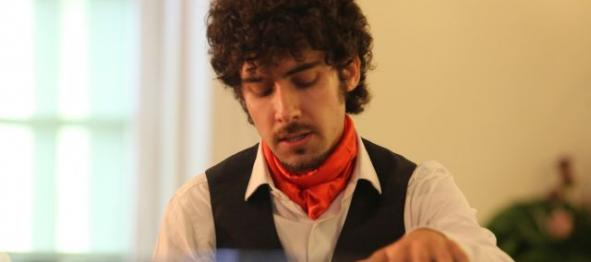 Federico Colli performs at Rubinstein Festival in Łódź, 20&21 October 2017