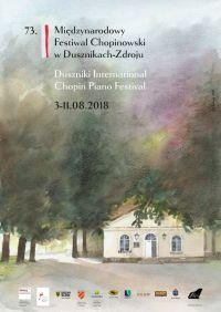 International Chopin Piano Festival in Dusznki-Zdrój, 3-11 August 2018